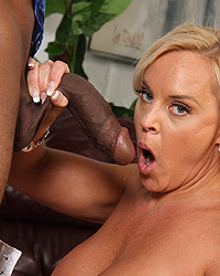 Horny older women who love black cocks - Alexis Golden