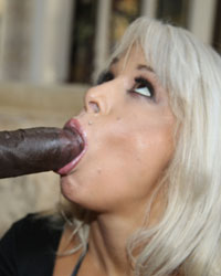 Alyssa Lynn Black Dick Fucking