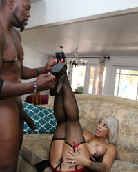 Alyssa Lynn Black Dick Bitch