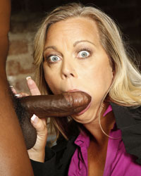 Amber Lynn Bach Blacks On Blondes Clips