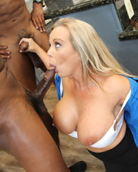 Amber Lynn Bach Black And White Marriage