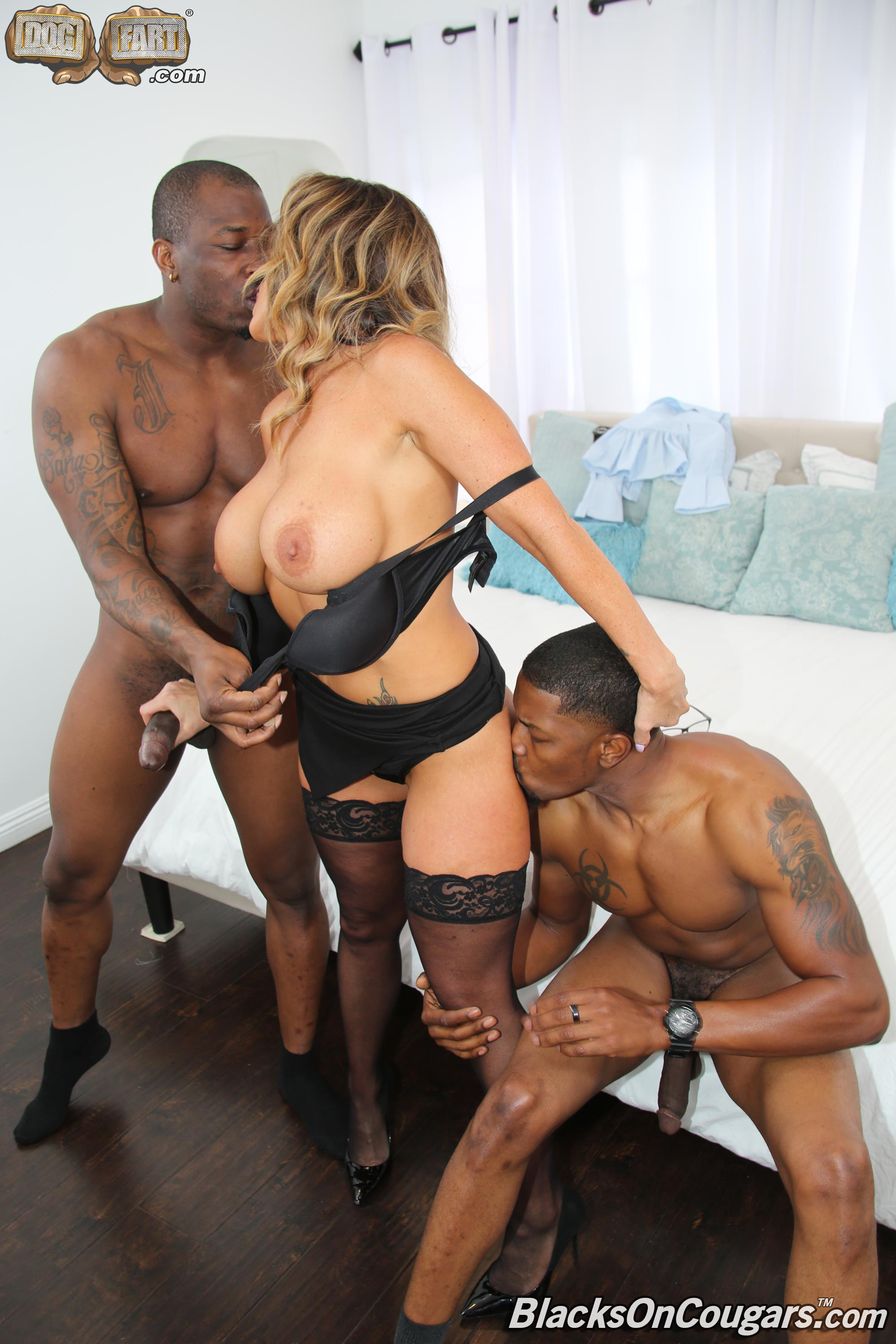 Access black includes interracial site