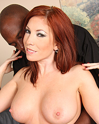 Britany O'Connell Black Cock Interracial