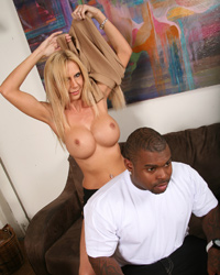 Brooke Tyler Uncut Black Dick