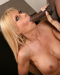 Brooke Tyler Interrracial