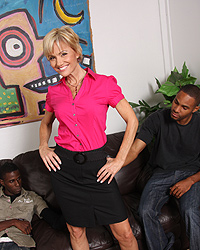 08 Gang Bangs Interracial   Cameron V Blacks On Blondes!