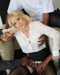Camille, Blacks On Cougars - Camille, Blacks OnCougars, interracial, MILF, cougars, hardcore