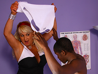Dana Hayes Blacks On Blondes Porn