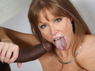 Darla Crane Claire Dames Blacks On Blondes