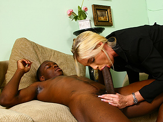 BlacksOnCougars.com Black Dick Images Movies