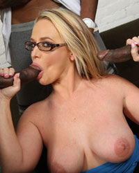 Dee Siren Blacks On Cougar