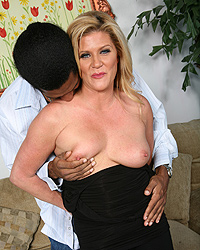 Ginger interracial lynn