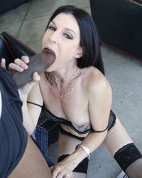 India Summer's Second Appearance Black On Blondes