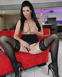 Uncut Black Dick India Summer's Third Appearance