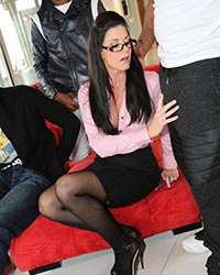 India Summer's Third Appearance Black Cock White Pussy