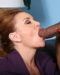 Janet Mason Monster Black Cock