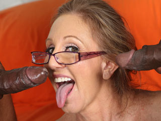 Jenna Covelli Black Cock Surprise
