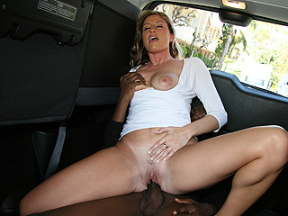 Joey Lynn Black Cock Blowjobs