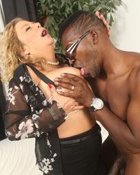 Karen Summer Black Dick Worship