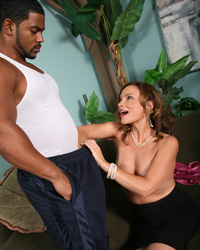 Rebecca Bardoux Blacks On Blondes Galleries