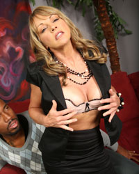Shayla LaVeaux Judy Star Blacks On Blondes
