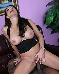21 White Dick In Big Black Booty   Teri Weigel