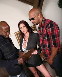 Tiffany Mynx Blacks On Blondes Archive
