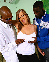 Zoey Andrews Blacks On Blondes Mpegs