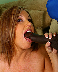 Zoey Andrews Blacks On Blondes Galleries